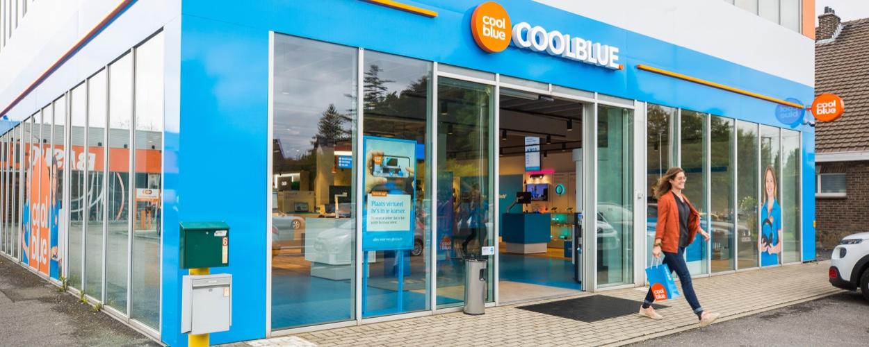 Coolblue Telefoon Reparatie Gent